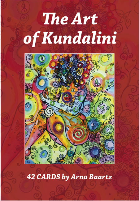 The Art of Kundalini Inspirational Cards I have finally created a deck of cards to encourage self-love and oneness, using my art and words. I dearly hope you enjoy.  You can download for FREE the ebook that accompanies the cards on the website too!